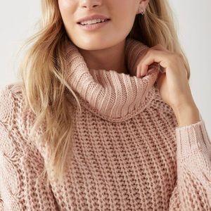 RW&CO Cozy cowl neck sweater
